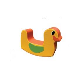 Figura espuma: Pato