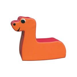 Figura espuma:Dinosaurio