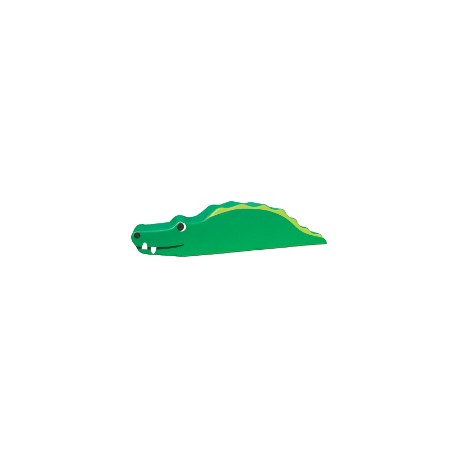 Figure en mousse crocodile reinerplay for Piscine a boule en mousse
