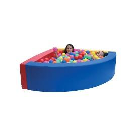 Corner ball pit 2