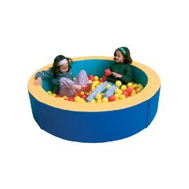 Piscina de bolas circular 1