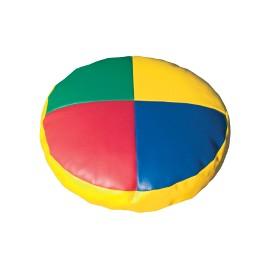 Almohada circular 4 colores