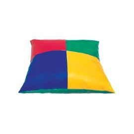 almohada gigante cuatro colores
