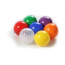 Multicolour playpen balls