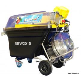 Máquina limpiadora de bolas
