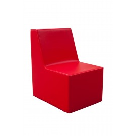 Individual  straight seat