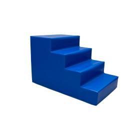 Four-step stair