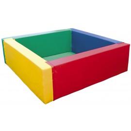 Squared ball pit 300x200x50x25cm