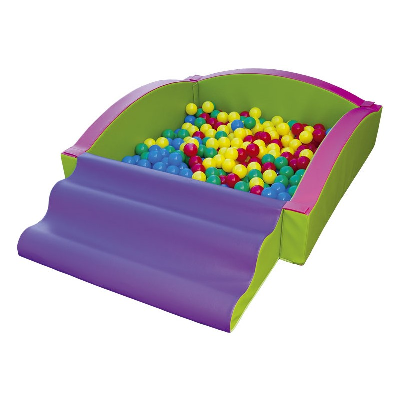 Piscine vagues reinerplay for Piscine a boule en mousse