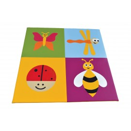 Insects mat 200x200x3cm