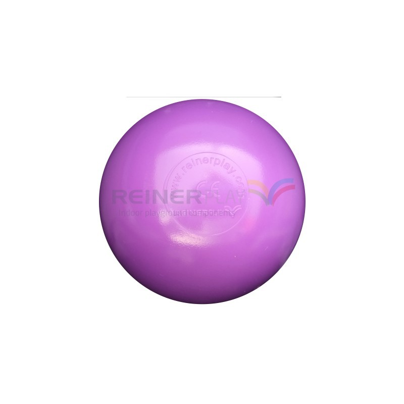 Sac 500 boules monocolor reinerplay for Piscine a boule en mousse